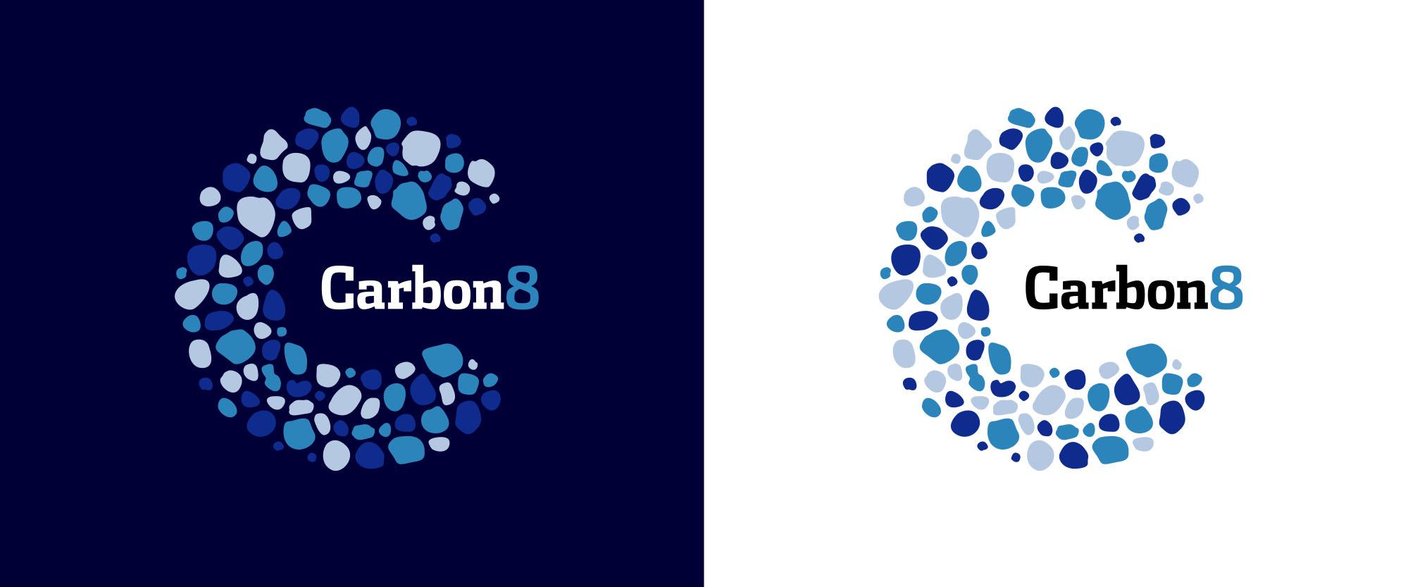 Carbon8 Systems logo design