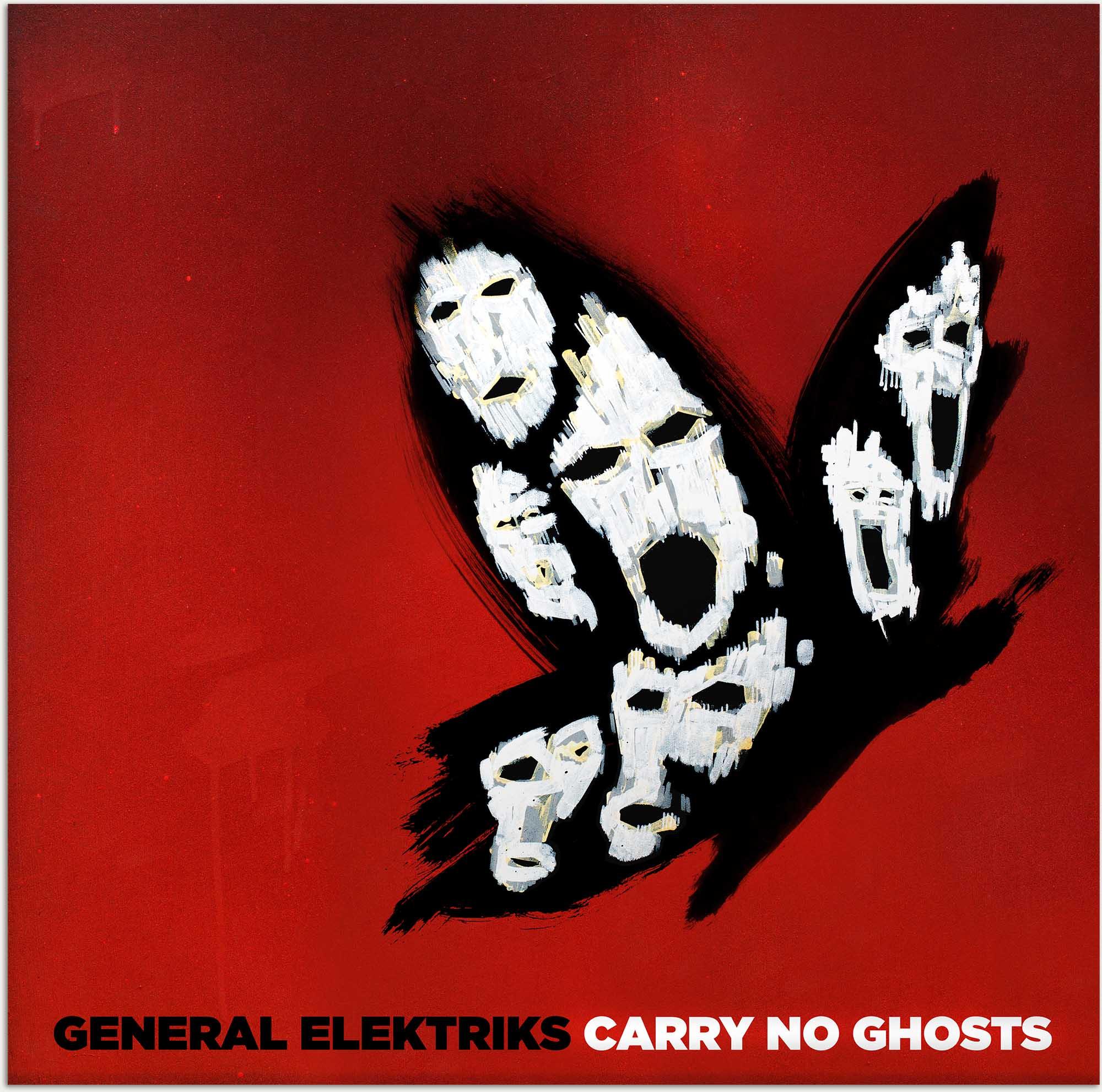 General Elektriks album cover design