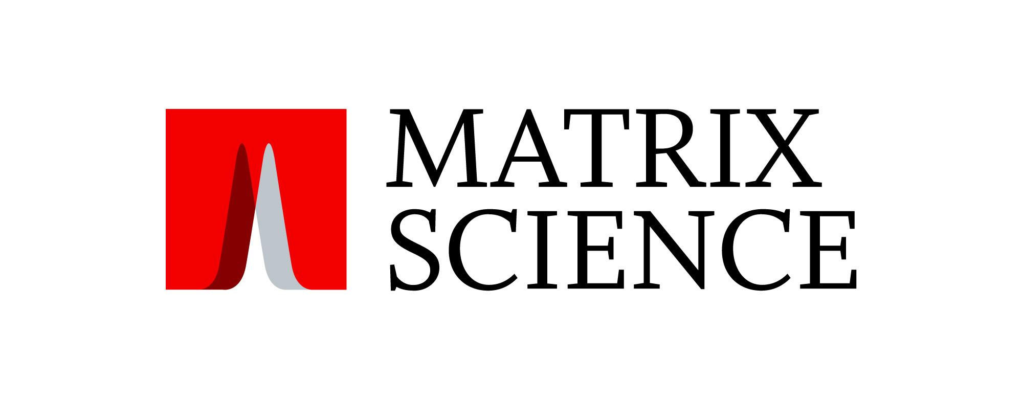 Matrix Science logo design