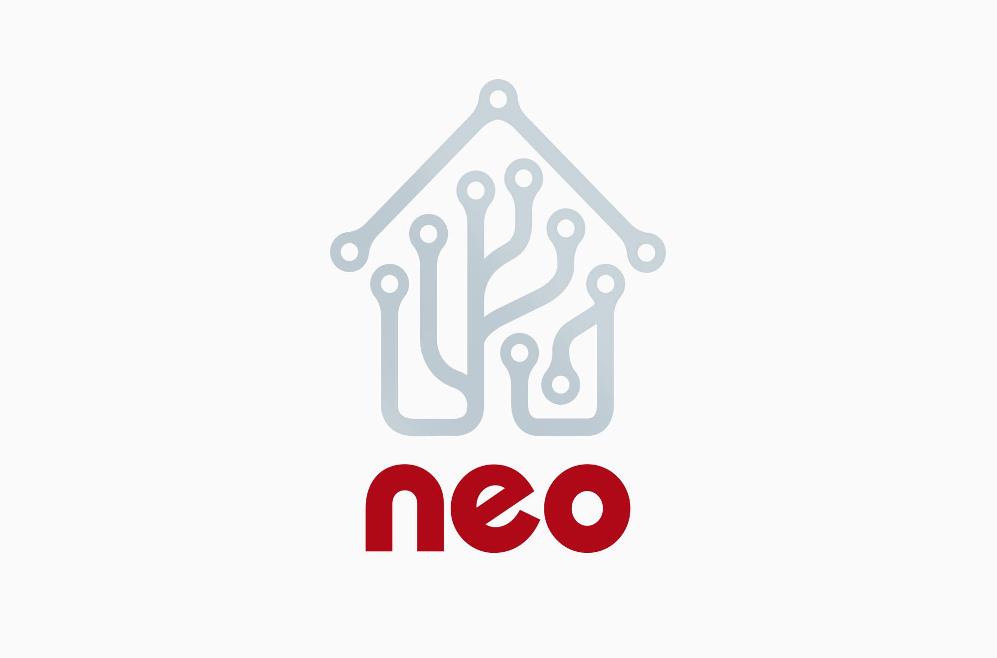 Neo logotype design