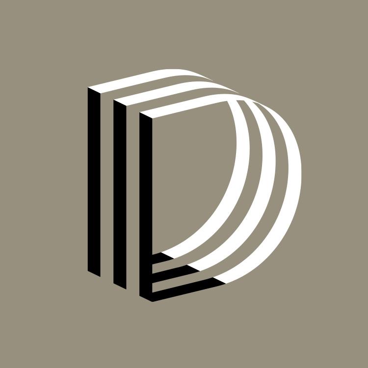 David Lancefield brand identity